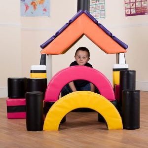 All Sorts Kit Softplay Blocks