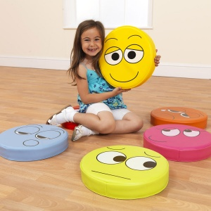Emotions™ Cushions (Single Sided) Pack 1