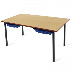 Advanced Classroom Table + Trays