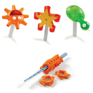 SeaWeanies 4 Toy-Pack