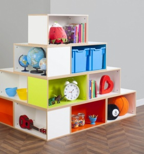 MEQ9030 Bubblegum Stacka Storage