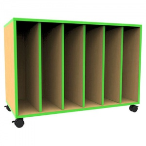 ''The Edge'' Mobile Big Book Storage Unit