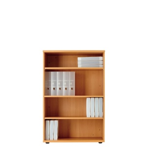 Essentials Open Bookcase (1200H)