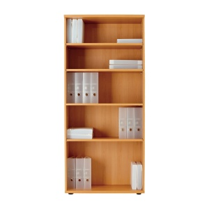 Essentials Open Bookcase (1800H)