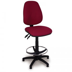 Advanced High-Back Draughting Chair