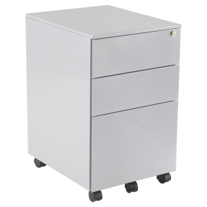 Essentials Under Desk Pedestal - Steel