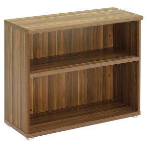 Regent 800H Bookcase - Dark Walnut