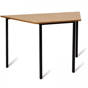 Advanced Trapezoidal Classroom Table