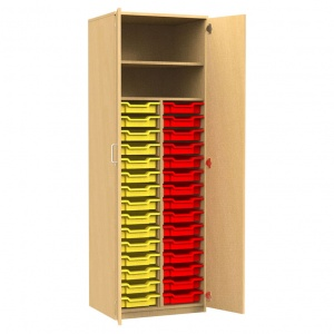 ''Tall'' 30 Shallow Tray Store + 1 Shelf