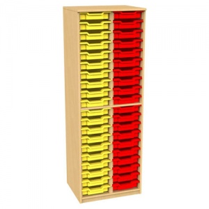 ''Tall'' 40 Shallow Tray Store