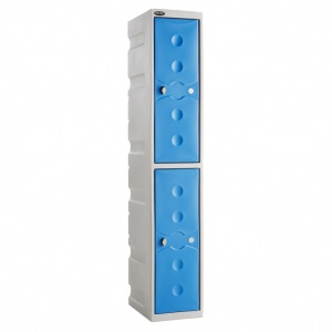ULTRABOX® Two Door Plastic Locker