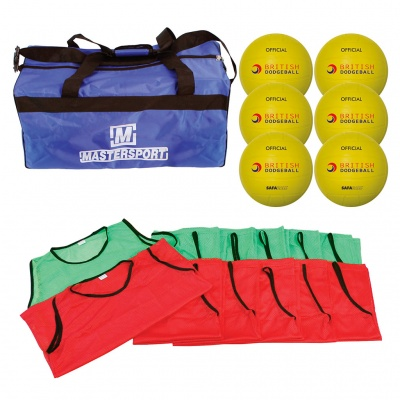British Dodgeball Play Kit