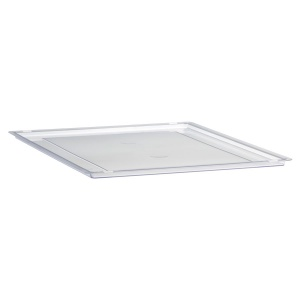 Certwood A4 School Tray Lid - Clear