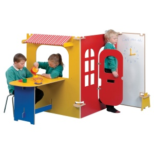Children's Cafe / Tearoom Set - Multi-Colour