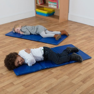 Children's Folding Sleep Mat (Pack of 10)