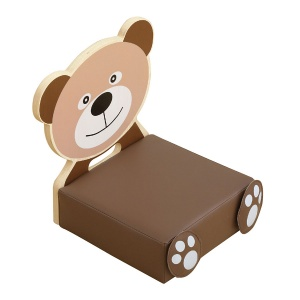 Children's Japanese Stool - Bear