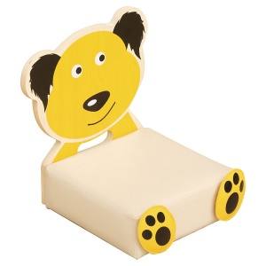 Children's Japanese Stool - Dog