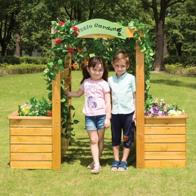 Children's Outdoor Archway Planter