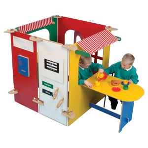 Children's Play One-Stop-Shop - Multi-Colour