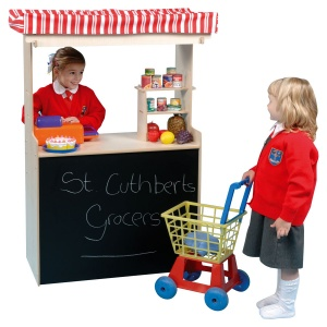 Children's Shop / Theatre + Blackboard