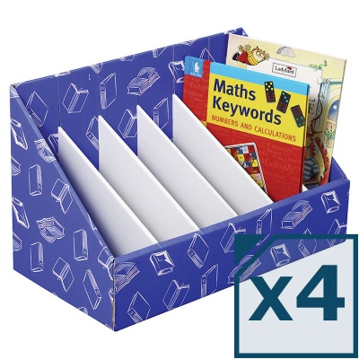 Class Store Range A4 Multi-Store (Pack of 4)
