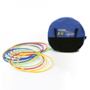 Standard Hoop - Mixed Size & Colours - Bag Of 32