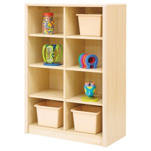 Elegant Adjustable Shelf Classroom Book Store
