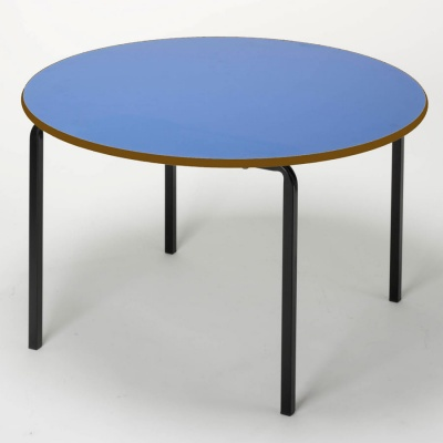 Essentials Crush-Bent Round Classroom Table