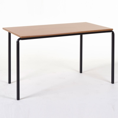 Essentials Slide-Stack Rectangular Classroom Table