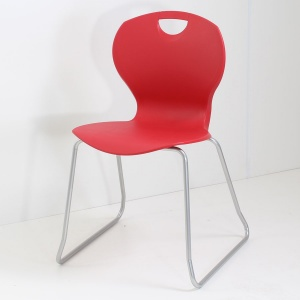 EVO Skid-Base School Stacking Chair