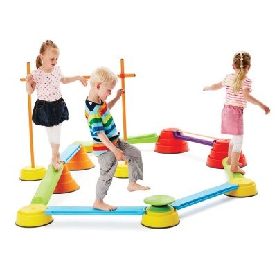 Gonge® Build N' Balance Course Advanced Set