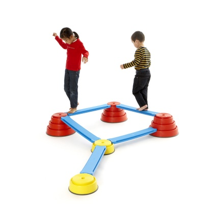 Gonge® Build N' Balance Course Set