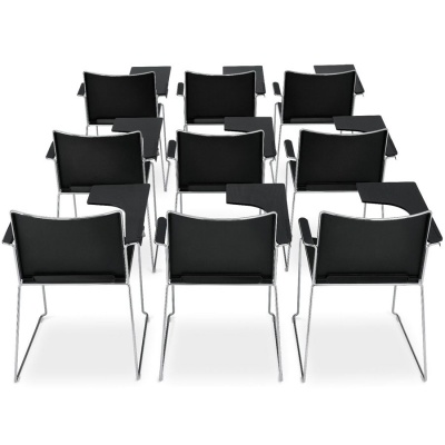 laFilò Stacking Lecture Armchair