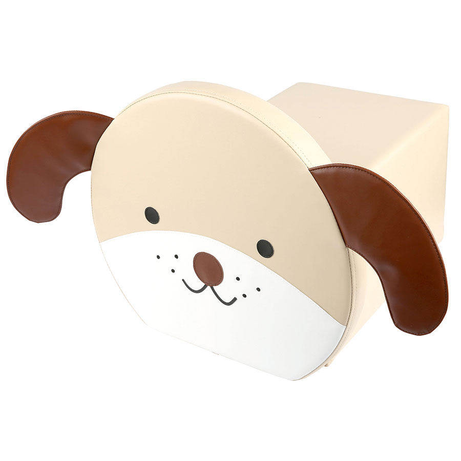 Nursery Soft Seat - Dog Foam Pouffe