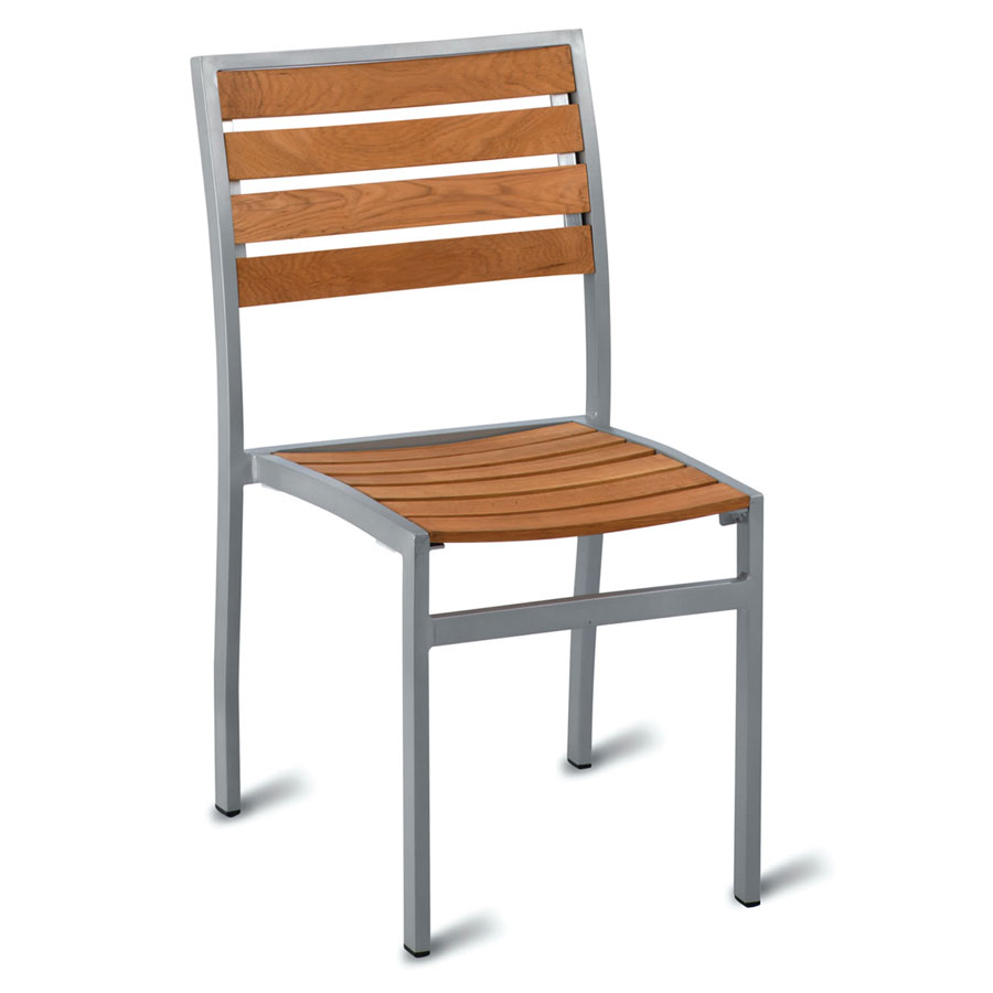 Geneva Teak Outdoor Cafe Chair