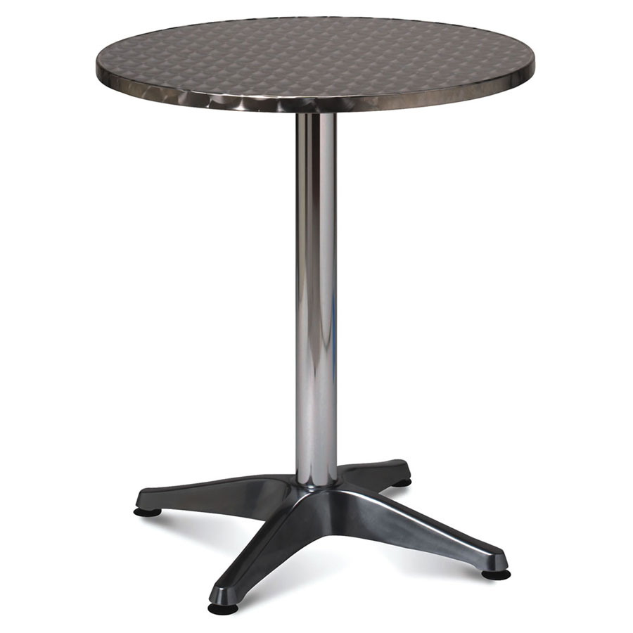 Aluminium Indoor / Outdoor Round Table
