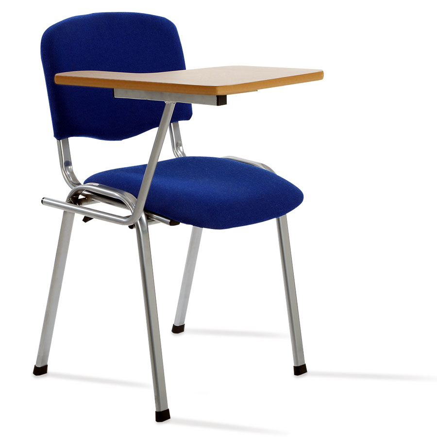 Advanced Heavy-Duty Conference Chair + Lecture Tablet