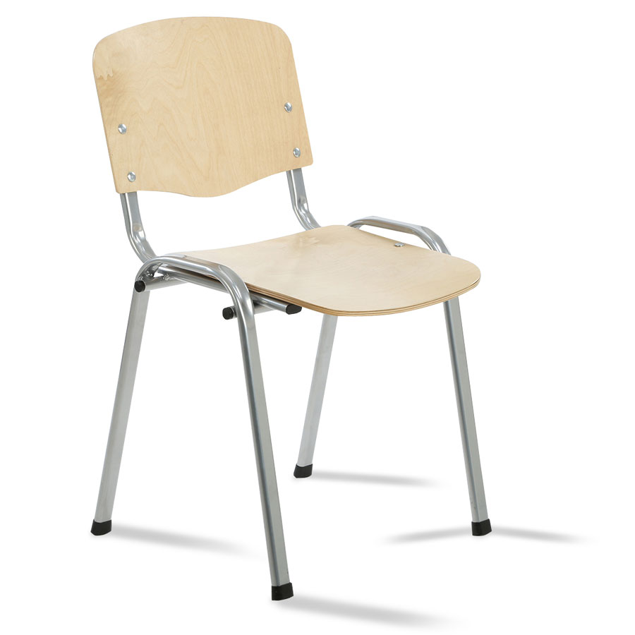 Advanced 607 Heavy-Duty Wood Chair