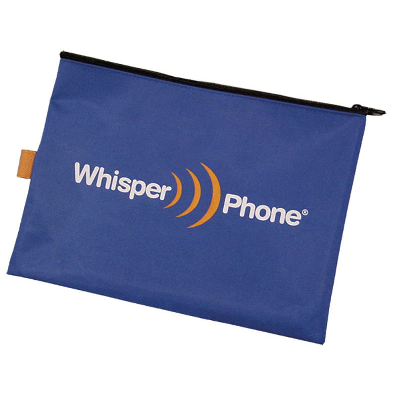 WhisperPhone® Deluxe Storage Pouch