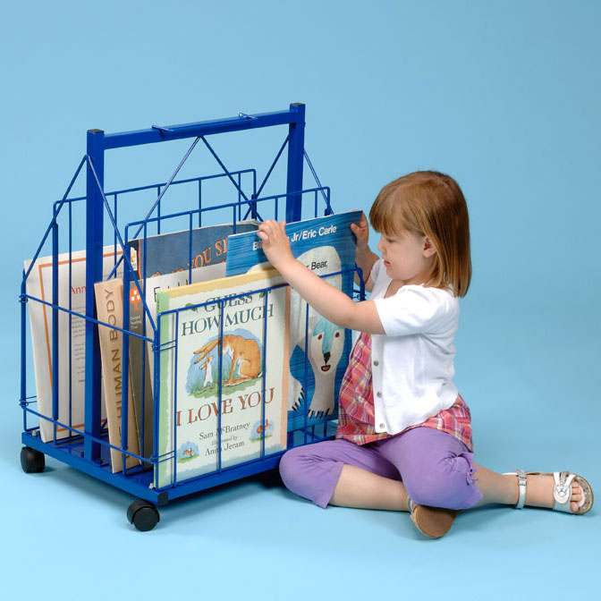 Big Book Mobile Storage Unit