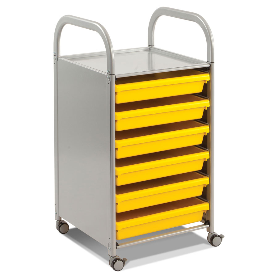 Callero A3 Paper Trolley + Trays