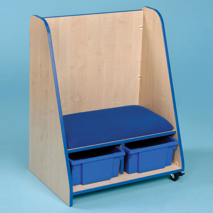 Denby Classroom - Mobile Seat Storage