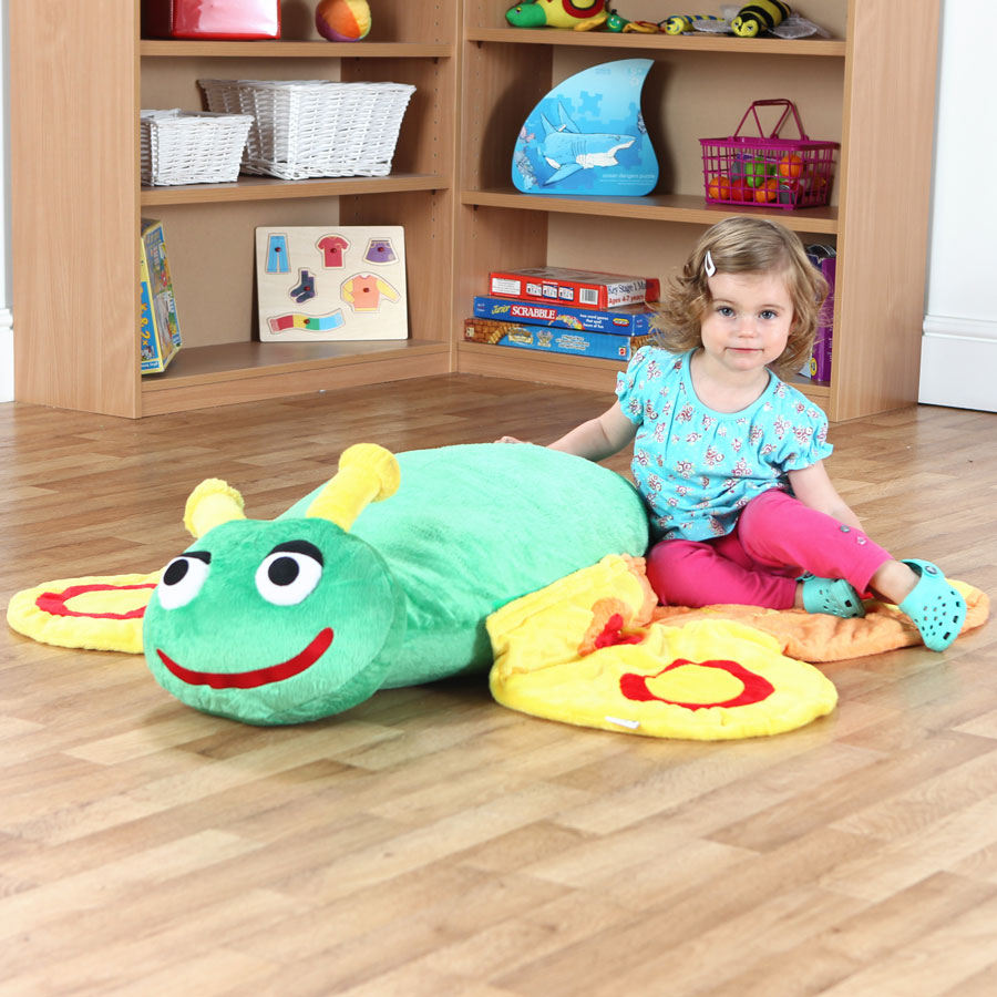 Back to Nature™ Betsy Butterfly Giant Floor Cushion
