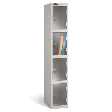 Probe Clear Four Door Locker