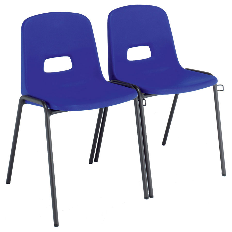 Remploy GH20 School Hall Chair + Linking