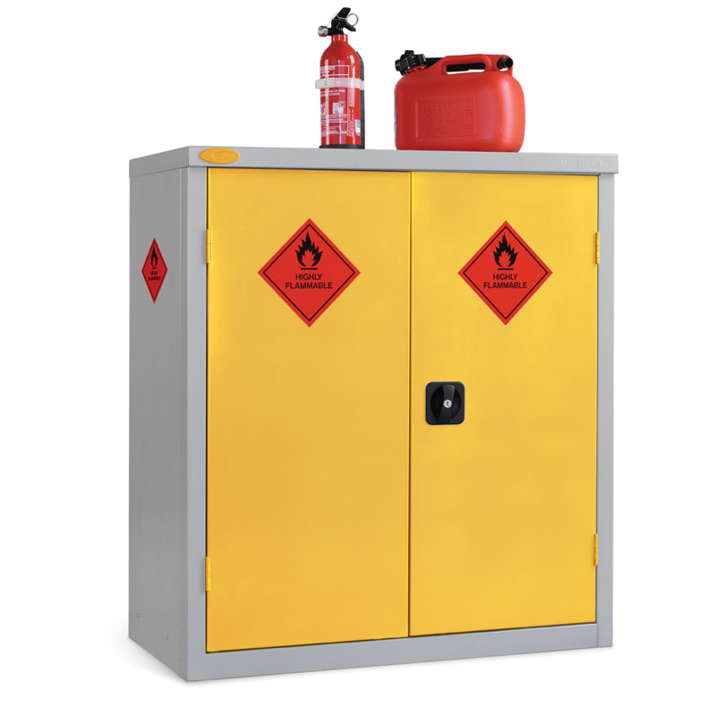 Probe Low Hazardous Cabinet