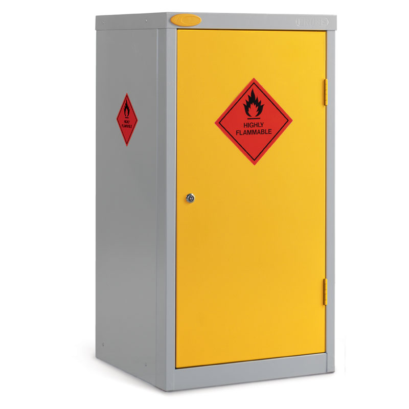 Probe Small Hazardous Cabinet