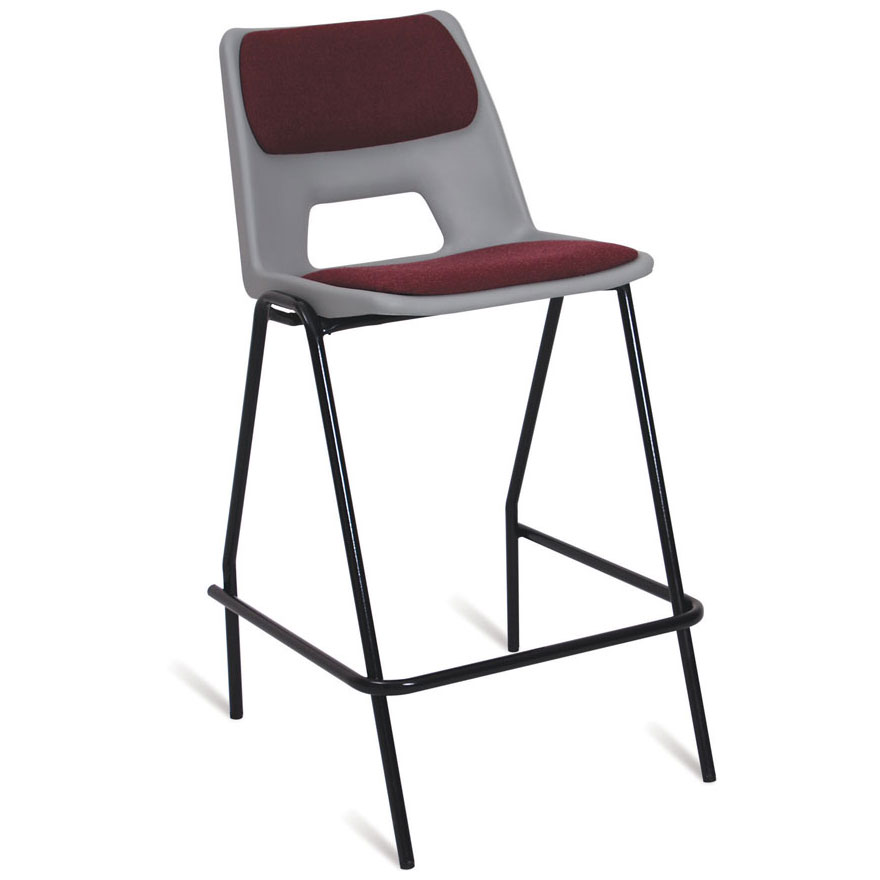 Advanced School High-Chair + Seat & Back Pad