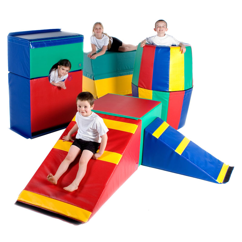 Jump for Joy™ Softplay Sport Complete Set