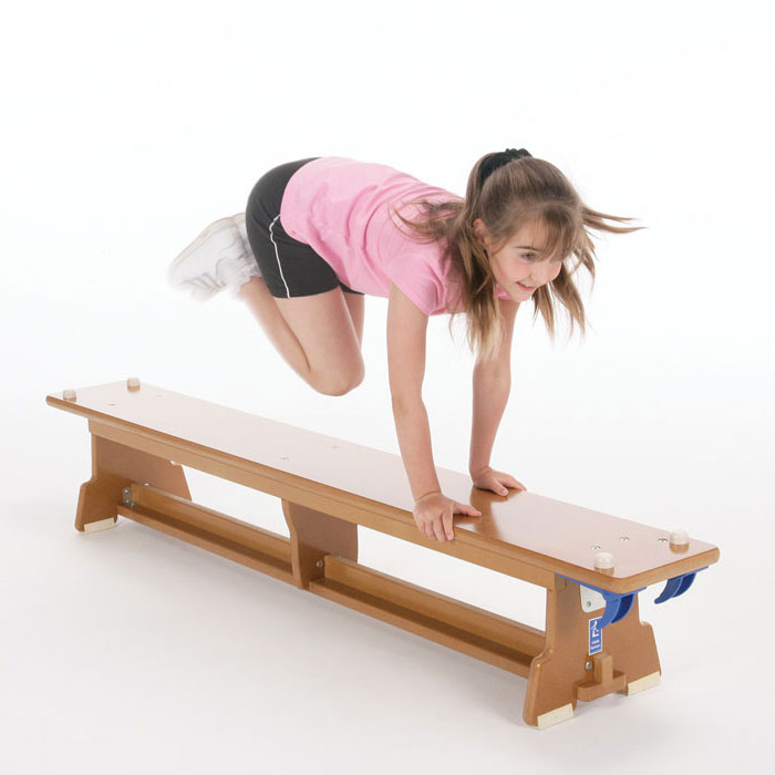 Awesome The Eurobench Wooden Gym Bench Theyellowbook Wood Chair Design Ideas Theyellowbookinfo